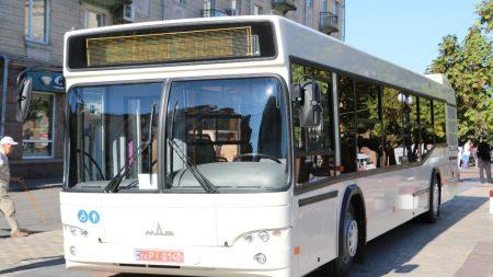 У Кропивницькому через зауваження побили водія автобуса №118