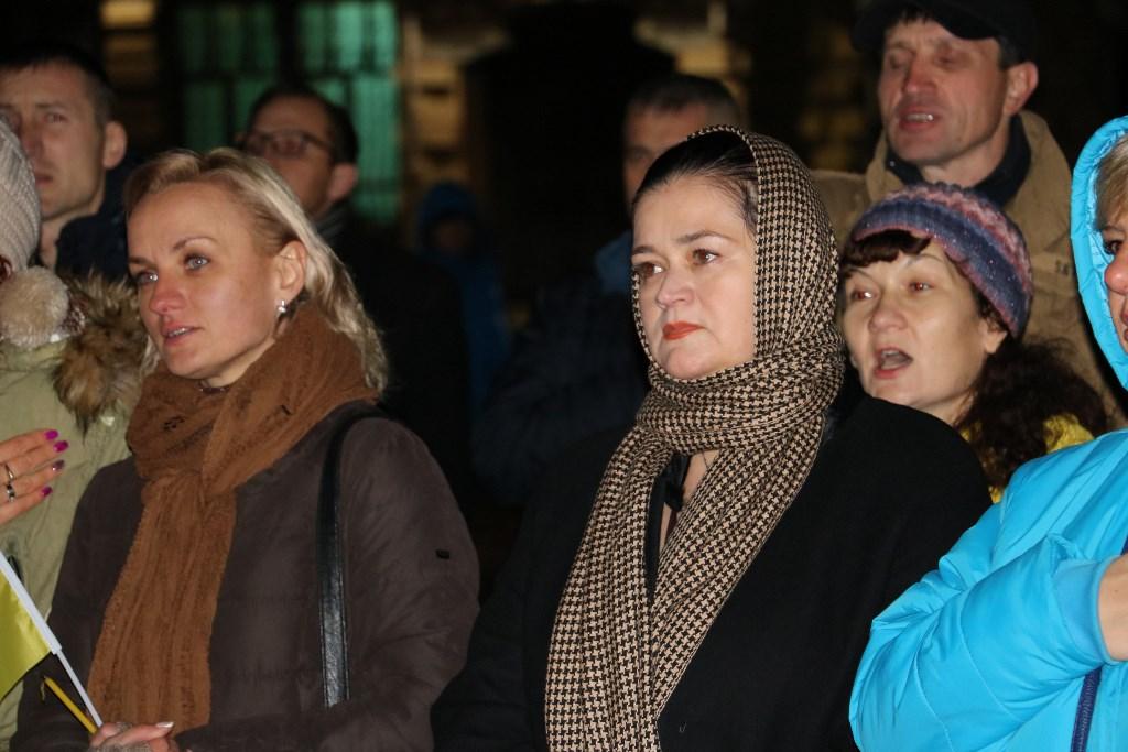 Якщо не об'єднаємося - не встоїмо, але й поєднуватися з тими, хто забув, чому йшли на Майдан, не пристало - священик Рафаїл 8