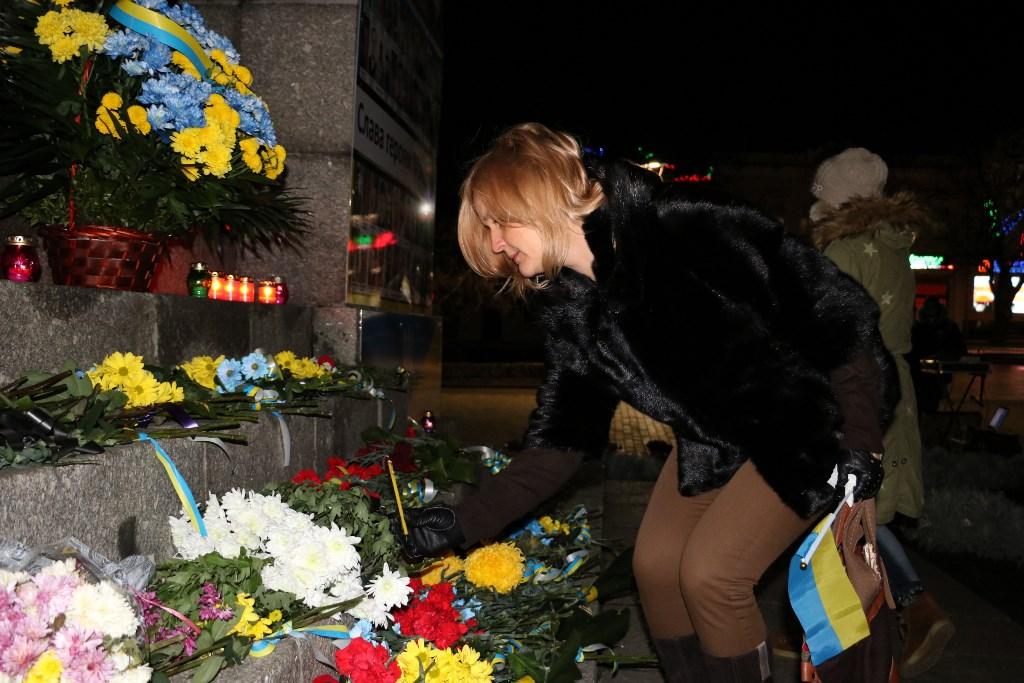 Якщо не об'єднаємося - не встоїмо, але й поєднуватися з тими, хто забув, чому йшли на Майдан, не пристало - священик Рафаїл 12