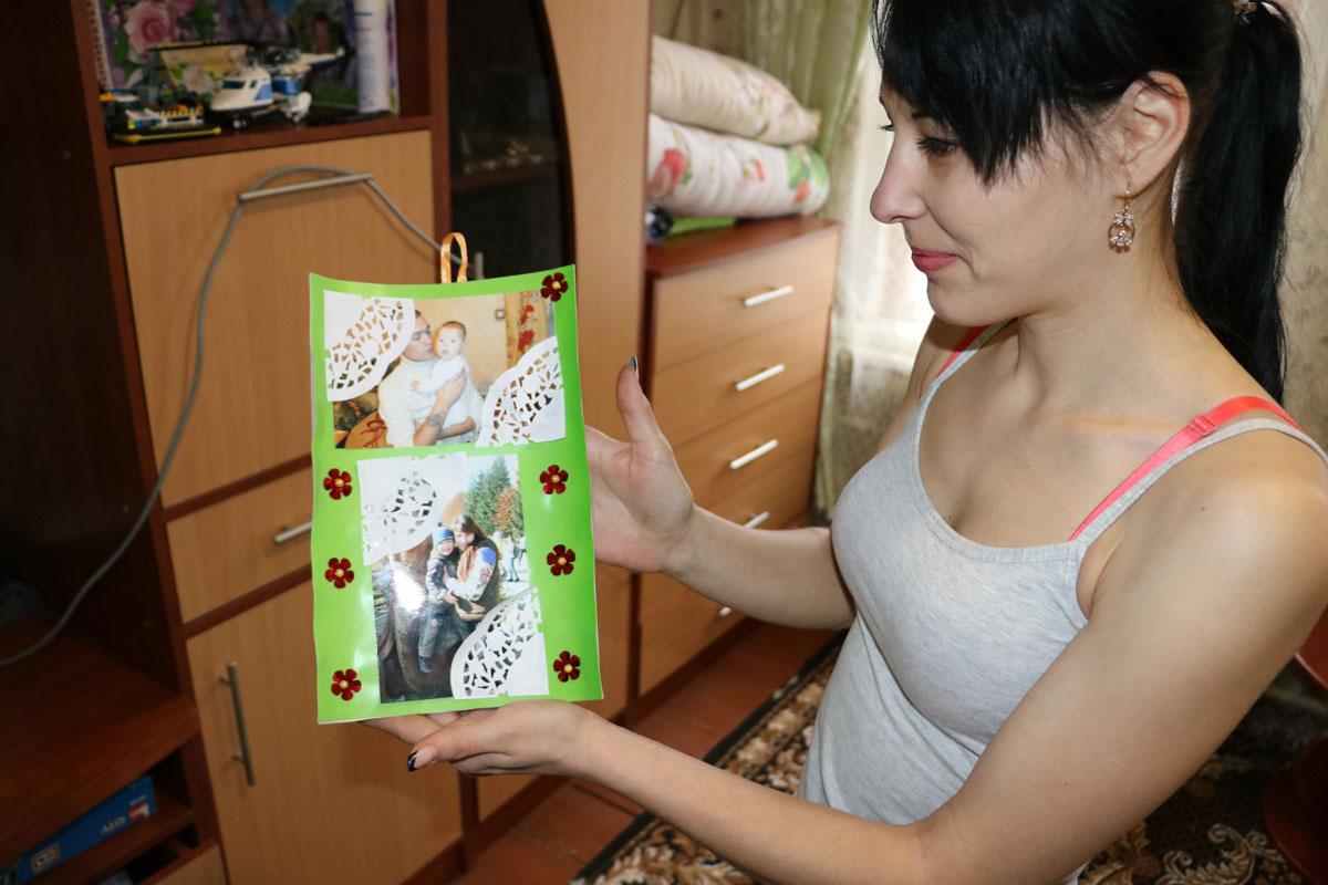Вдова загиблого спецпризначенця з Кропивницького заклала будинок, щоб врятувати маму. ФОТО - 1 - Життя - Без Купюр