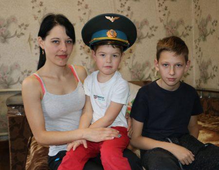Вдова загиблого спецпризначенця з Кропивницького заклала будинок, щоб врятувати маму. ФОТО