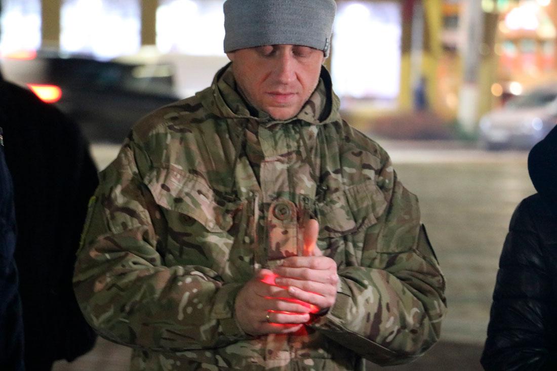 У Кропивницькому пройшов мітинг до річниці розгону Євромайдану. ФОТО - 2 - Життя - Без Купюр