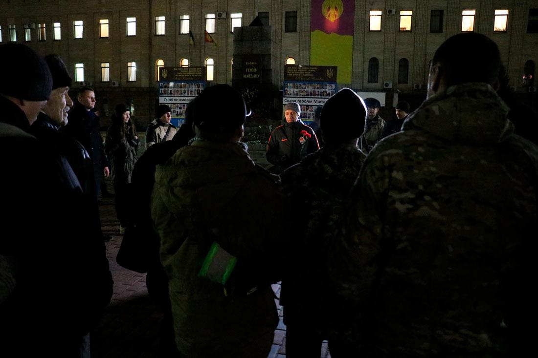 У Кропивницькому пройшов мітинг до річниці розгону Євромайдану. ФОТО - 5 - Життя - Без Купюр