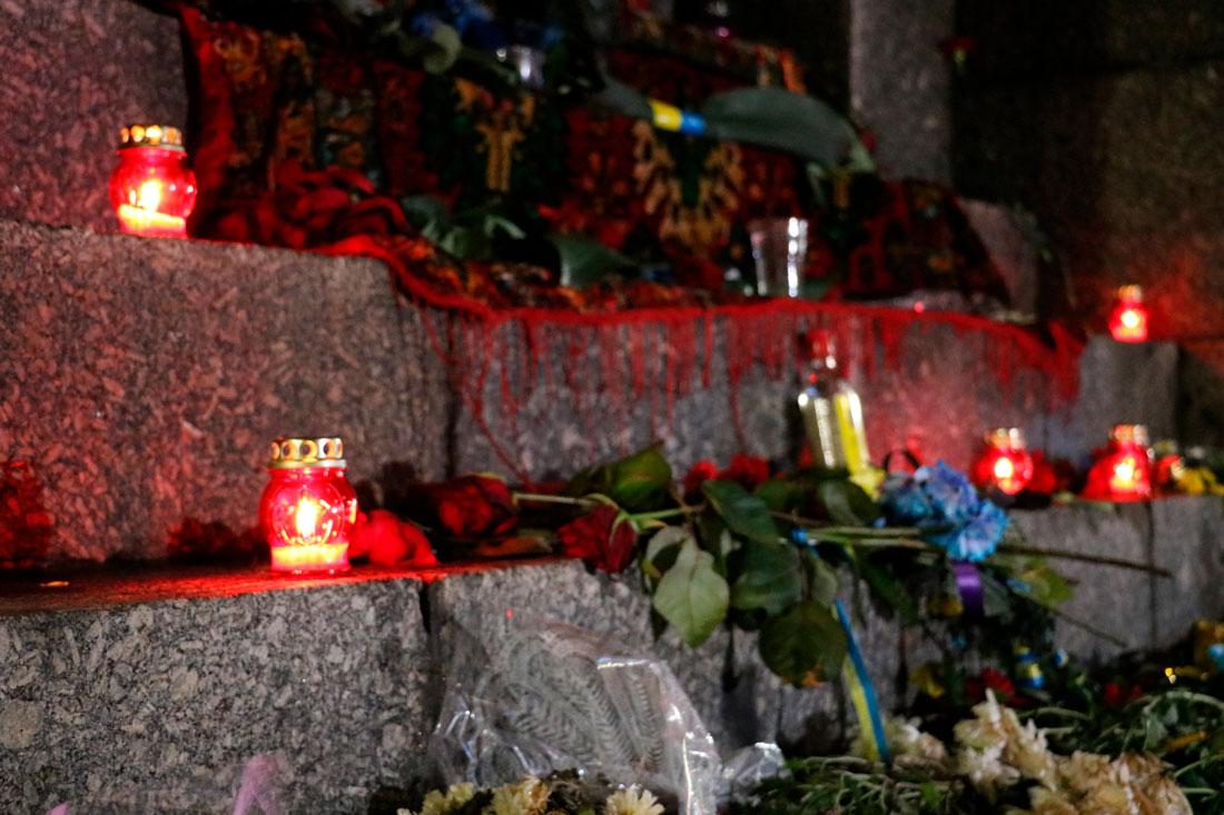 У Кропивницькому пройшов мітинг до річниці розгону Євромайдану. ФОТО - 11 - Життя - Без Купюр