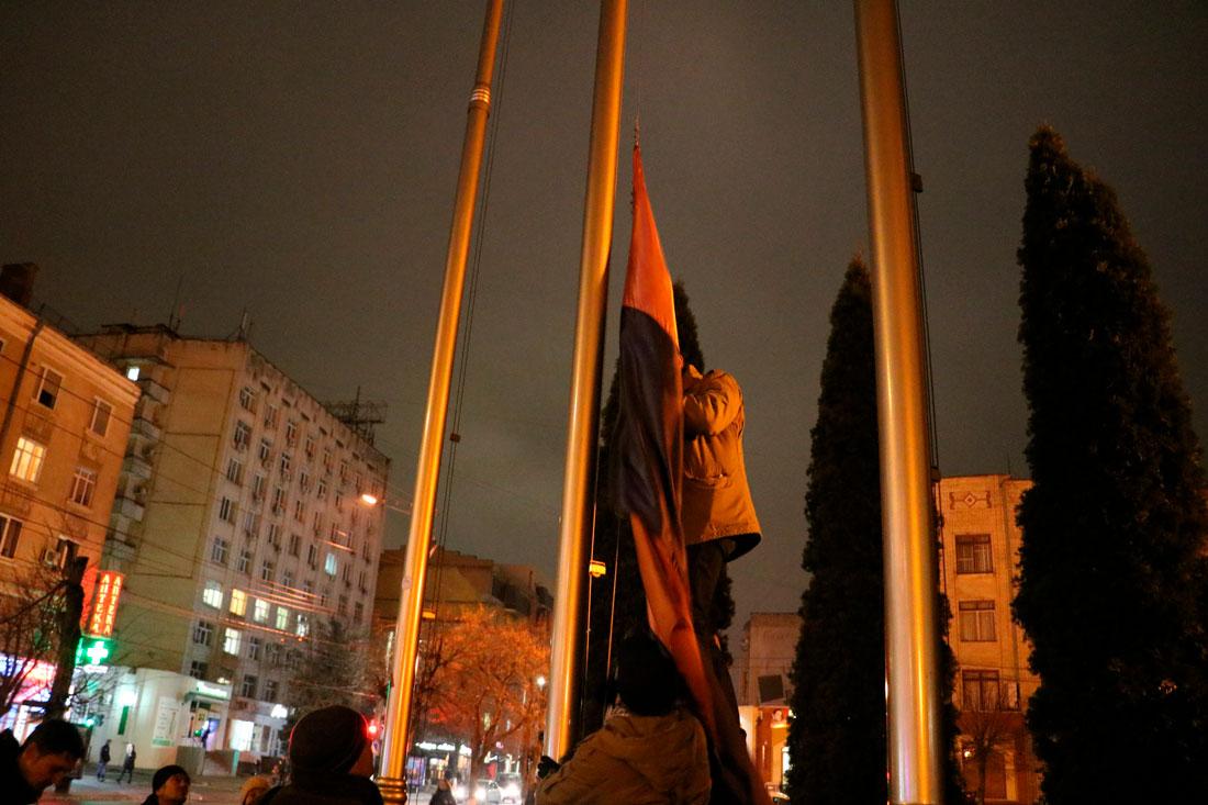 У Кропивницькому пройшов мітинг до річниці розгону Євромайдану. ФОТО - 14 - Життя - Без Купюр