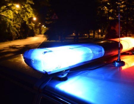 Після тривалого переслідування водія-порушника, на нього склали 7 адмінматеріалів. ВІДЕО