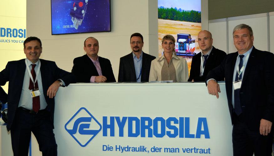«Гідросила» представила свою продукцію на найбільшій агровиставці світу - 1 - Бізнес - Без Купюр