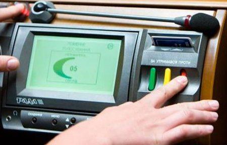 Нардепи від Кіровоградщини проігнорували законопроект про вибори, що передбачає відкриті списки