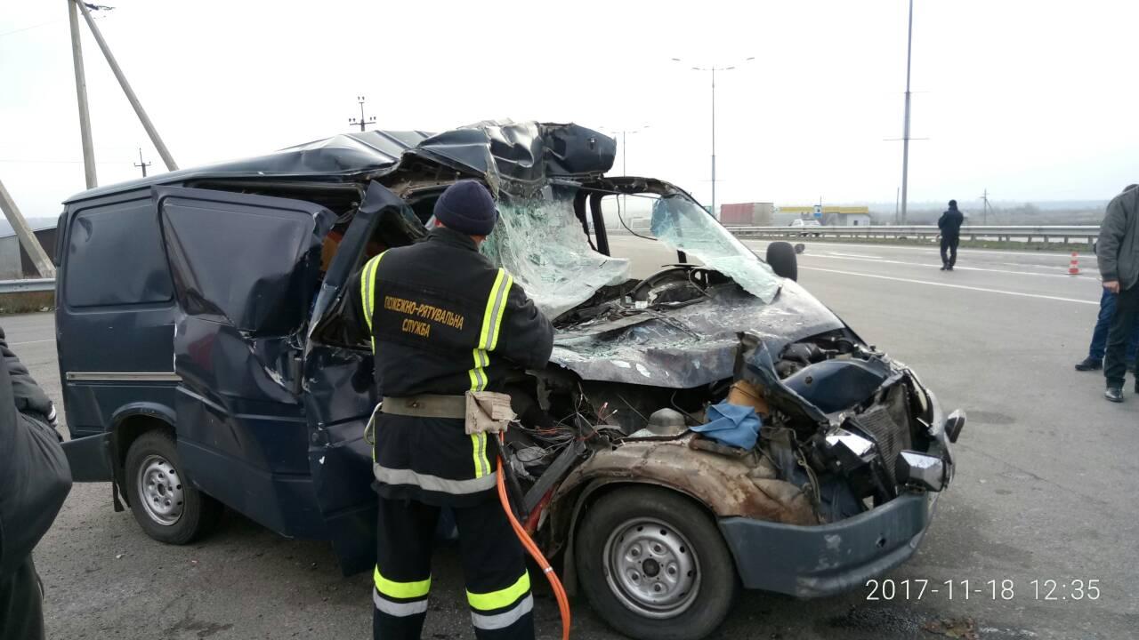 Кіровоградщина: п'ять жертв ДТП за два дні. ФОТО 1