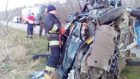 Кіровоградщина: п'ять жертв ДТП за два дні. ФОТО