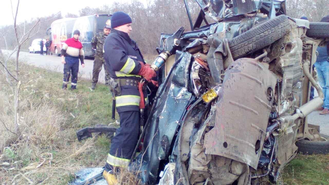 Кіровоградщина: п'ять жертв ДТП за два дні. ФОТО 2