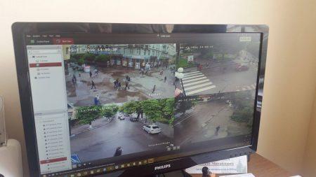 До 2020 року у Кропивницькому встановлять 75 камер відеоспостереження