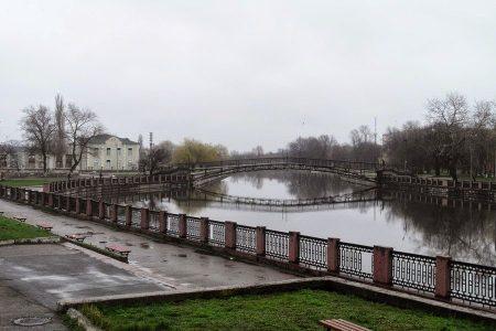 На реконструкцію набережної у Кропивницькому витратять майже 4 мільйони гривень