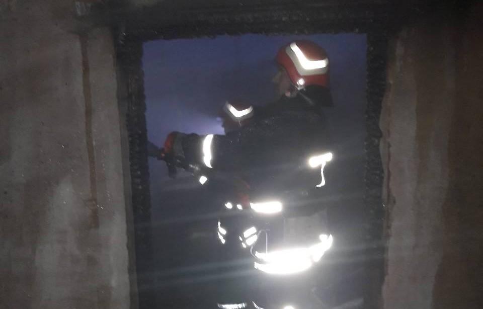 Без Купюр В Кіровоградському районі під час пожежі загинула жінка Життя  пожежа Кіровоградщина загибель жінки
