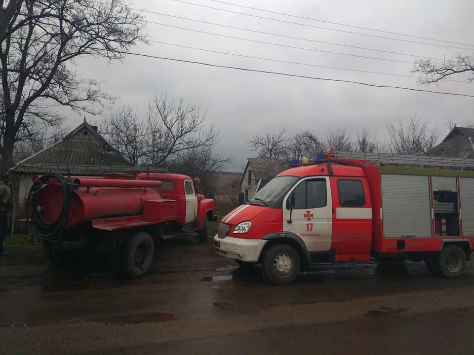 На Кіровоградщині пожежа забрала життя двох людей Фото 1 - Життя - Без Купюр - Кропивницький