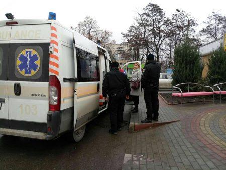 У Кропивницькому двоє попутників розбили голову пасажиру маршрутки. ФОТО
