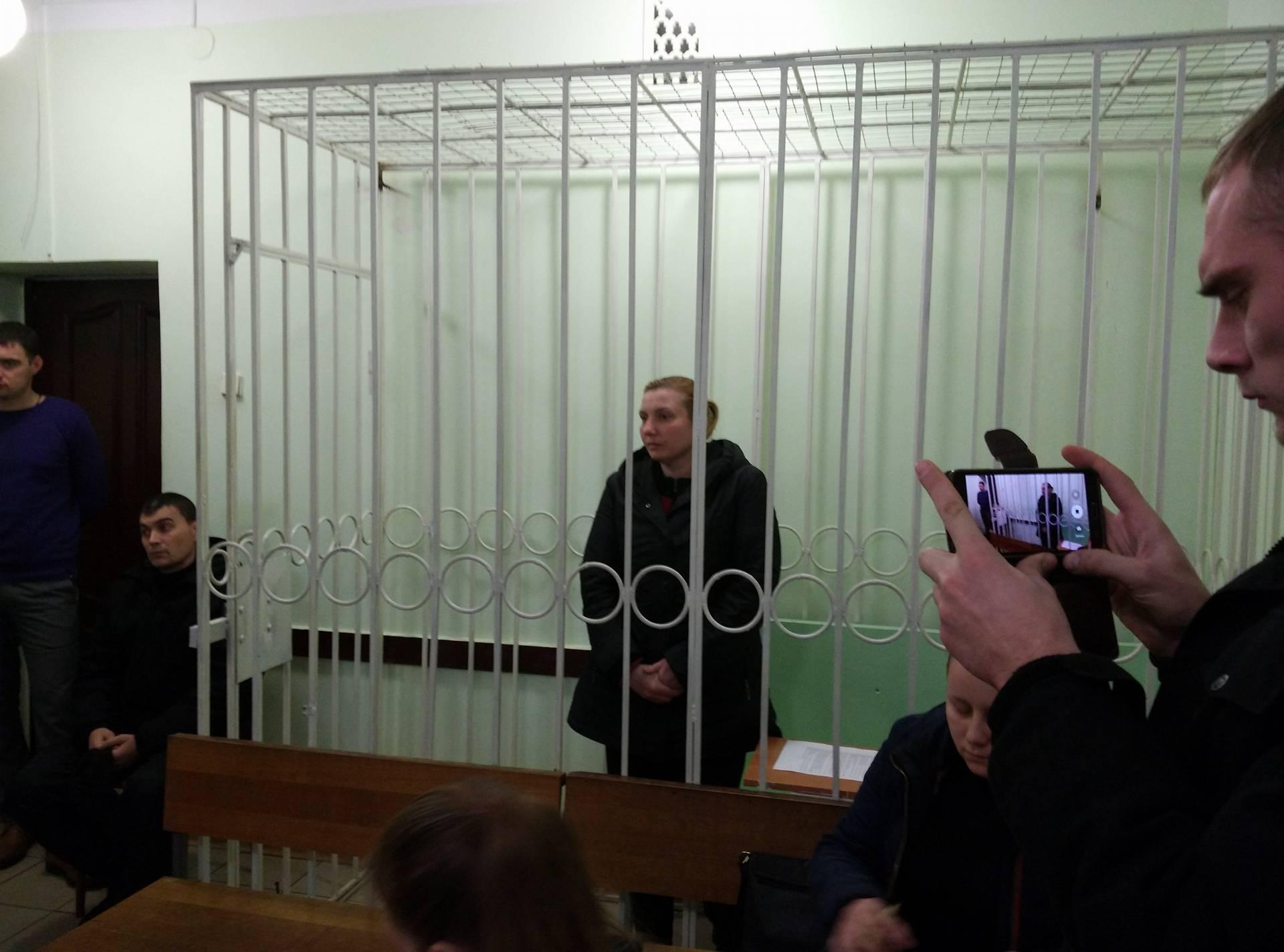 Без Купюр Олені Добродій, яку підозрюють у вбивстві власної доньки, суд обрав запобіжний захід Кримінал  Олена Добродій Кропивницький арешт