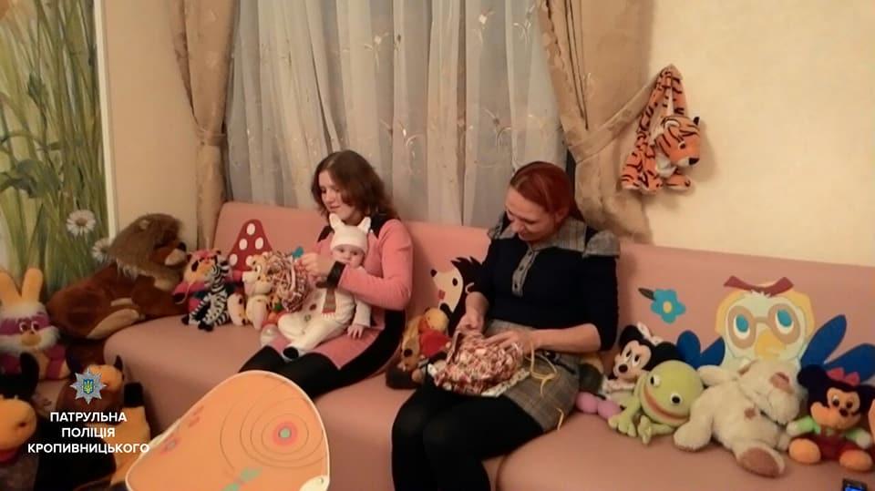 Патрульні Кропивницького здійснили мрію сироти з особливими потребами. ФОТО 2