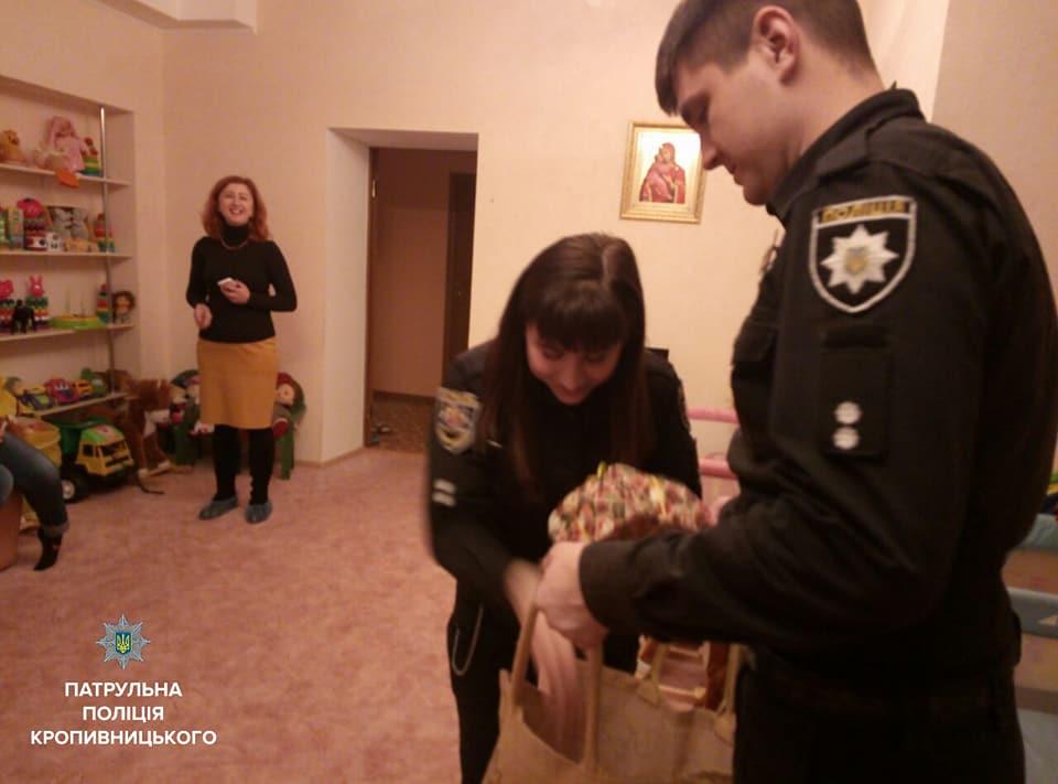 Патрульні Кропивницького здійснили мрію сироти з особливими потребами. ФОТО 6