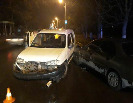 У Кропивницькому п'яний водій спричинив ДТП, постраждав трирічний малюк. ФОТО