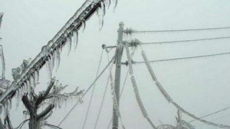 На Кіровоградщині 48 населених пунктів залишились без електропостачання