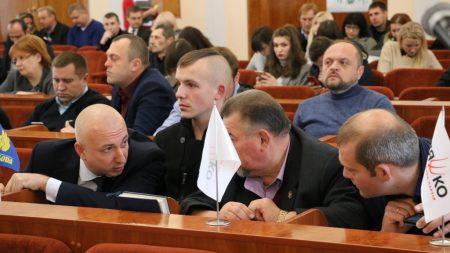 У міськраді Кропивницького розпалась депутатська група