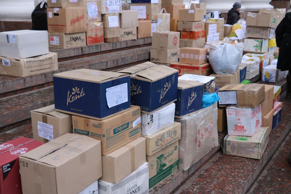 У Кропивницькому зібрали десятки пакунків допомоги для військових. ФОТО 8 - Життя - Без Купюр
