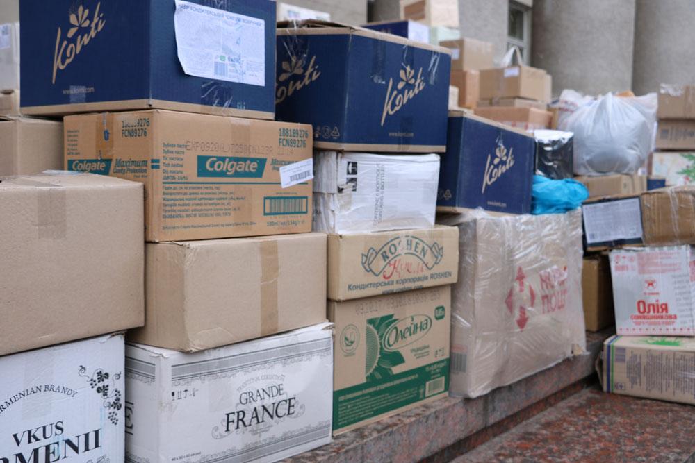 У Кропивницькому зібрали десятки пакунків допомоги для військових. ФОТО 9 - Життя - Без Купюр