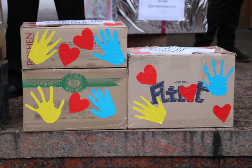 У Кропивницькому зібрали десятки пакунків допомоги для військових. ФОТО 10 - Життя - Без Купюр