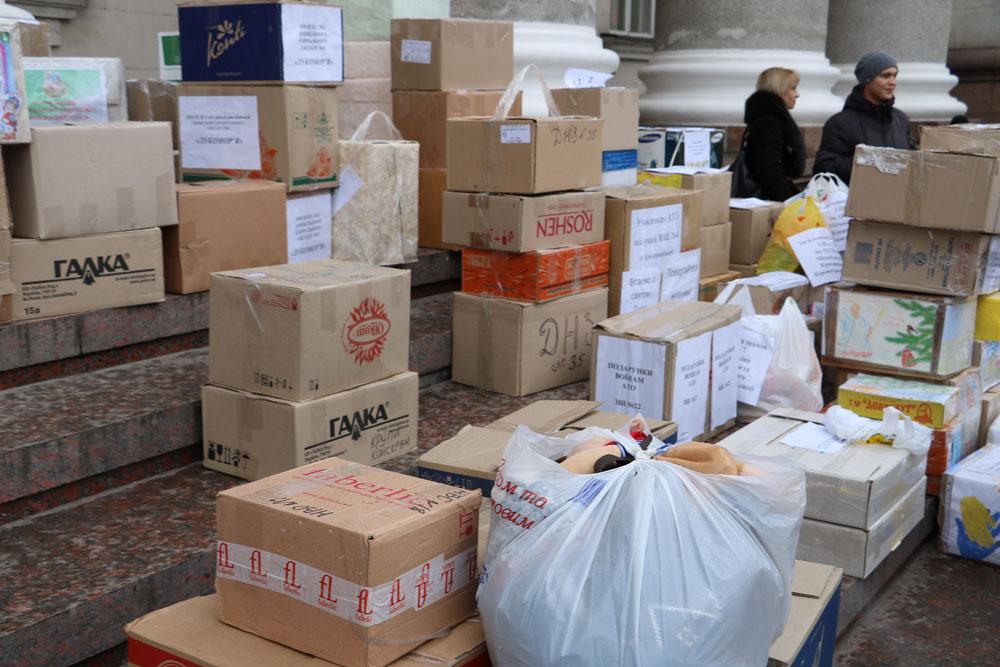 У Кропивницькому зібрали десятки пакунків допомоги для військових. ФОТО 11 - Життя - Без Купюр