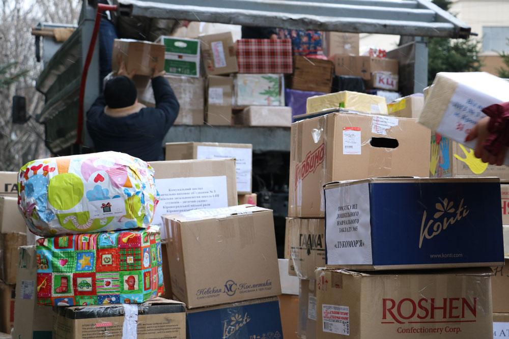 У Кропивницькому зібрали десятки пакунків допомоги для військових. ФОТО 26 - Життя - Без Купюр