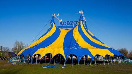 У Кропивницькому цирк «Кобзов» надав 750 квитків для дітей пільгових категорій