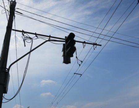 На перехресті вулиць Юрія Коваленка і Попова в Кропивницькому кілька днів не працюватиме світлофор