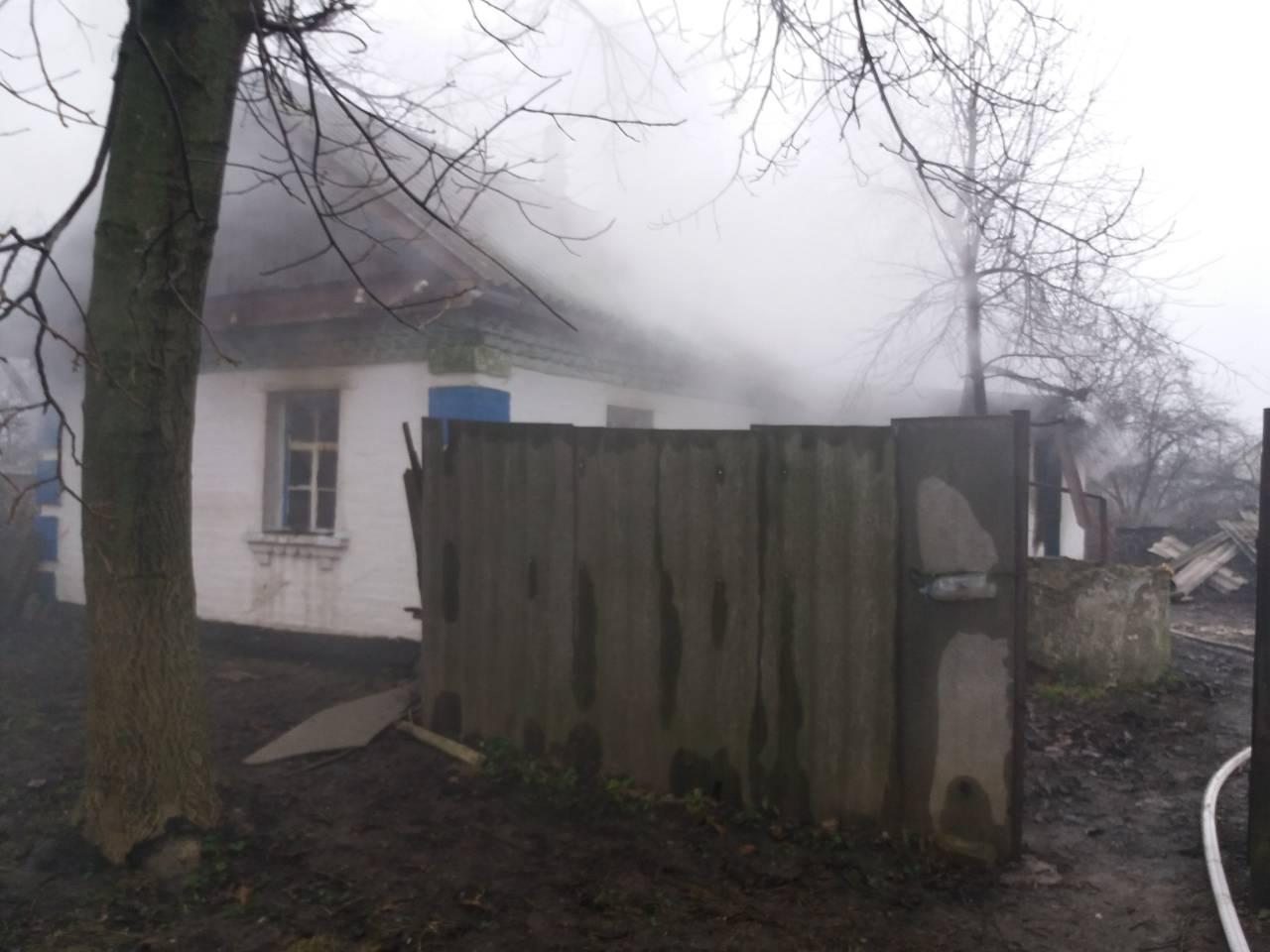 На Кіровоградщині під час пожежі загинув 41-річний чоловік. ФОТО - 1 - Події - Без Купюр