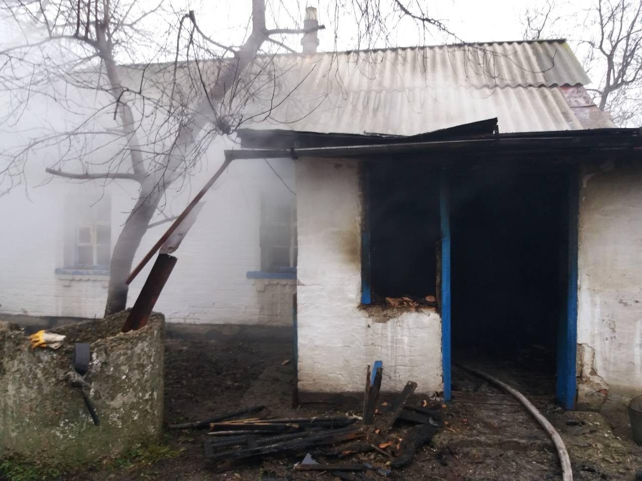 На Кіровоградщині під час пожежі загинув 41-річний чоловік. ФОТО - 2 - Події - Без Купюр
