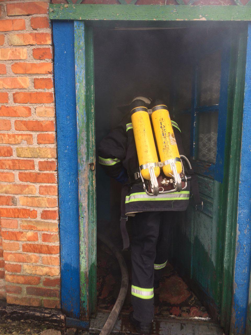 На Кіровоградщині пожежа забрала життя людини - 2 - Життя - Без Купюр