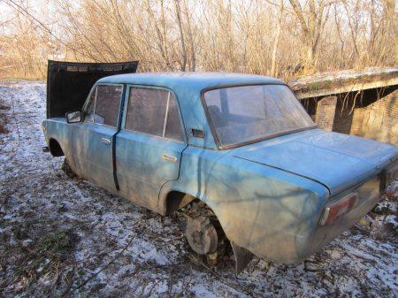 У Кропивницькому затримали серійного викрадача автомобілів. ФОТО