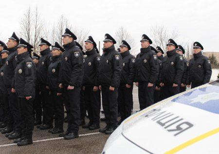 У патрульну поліцію Кіровоградської області відібрали 72 із 870 бажаючих. ФОТО