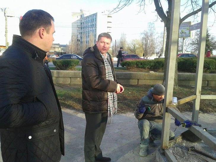 Без Купюр Чому у Кропивницькому вибірково демонтують незаконні споруди? Головне Політика  Спецінспекція Олександр Дехтярьов Кропивницький демонтаж
