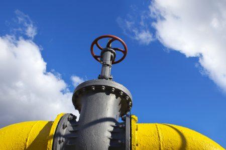 Кіровоградщина: на території магістрального газопроводу сталася пожежа. ФОТО