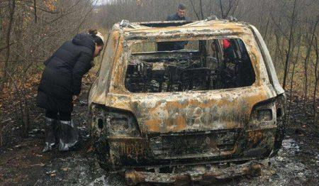 Експертиза встановила особу чоловіка, тіло якого знайшли в спаленому «Лексусі» неподалік Кропивницького