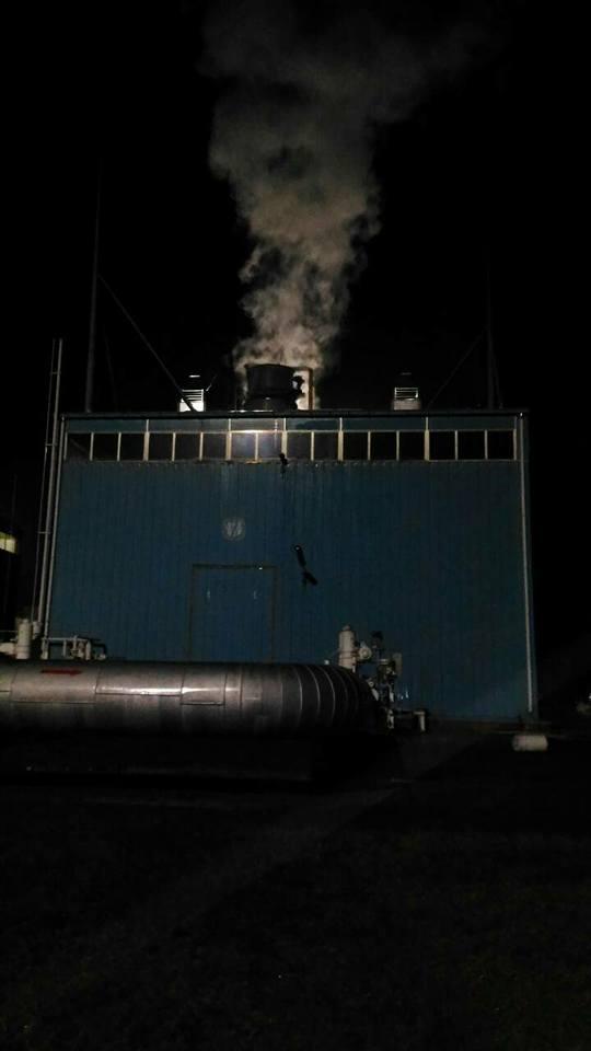 Кіровоградщина: на території магістрального газопроводу сталася пожежа. ФОТО - 1 - Події - Без Купюр