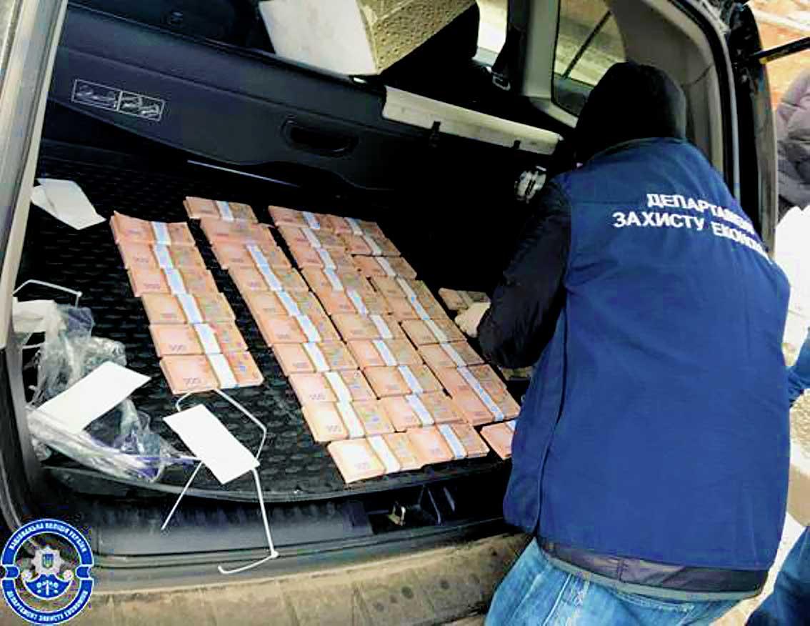 Що відомо про справу з вимаганням 2-мільйонного хабара посадовцями «Кіровоградгазу» і будівельником - 1 - Корупція - Без Купюр