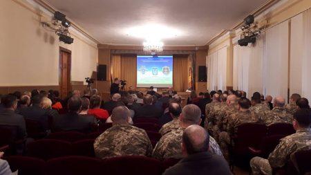 Кіровоградщина в лідерах з відбору військових на службу за контрактом