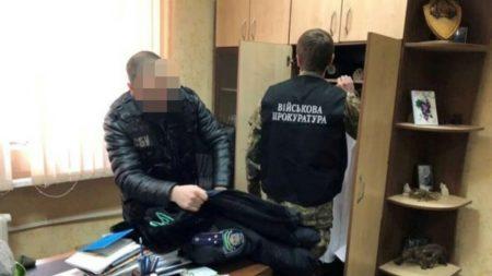 У Кропивницькому затримали лікаря, який вимагав із військового тисячу доларів за групу інвалідності. ФОТО