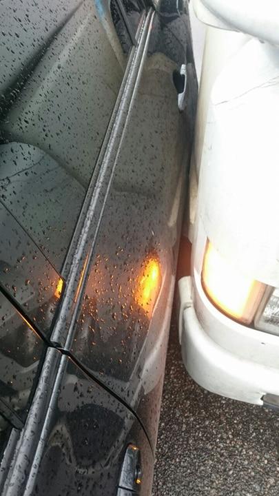 У Кропивницькому чергова ДТП: Toyota Camry невдало обігнала вантажівку - 1 - За кермом - Без Купюр