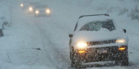 На Кіровоградщину насувається черговий холодний циклон