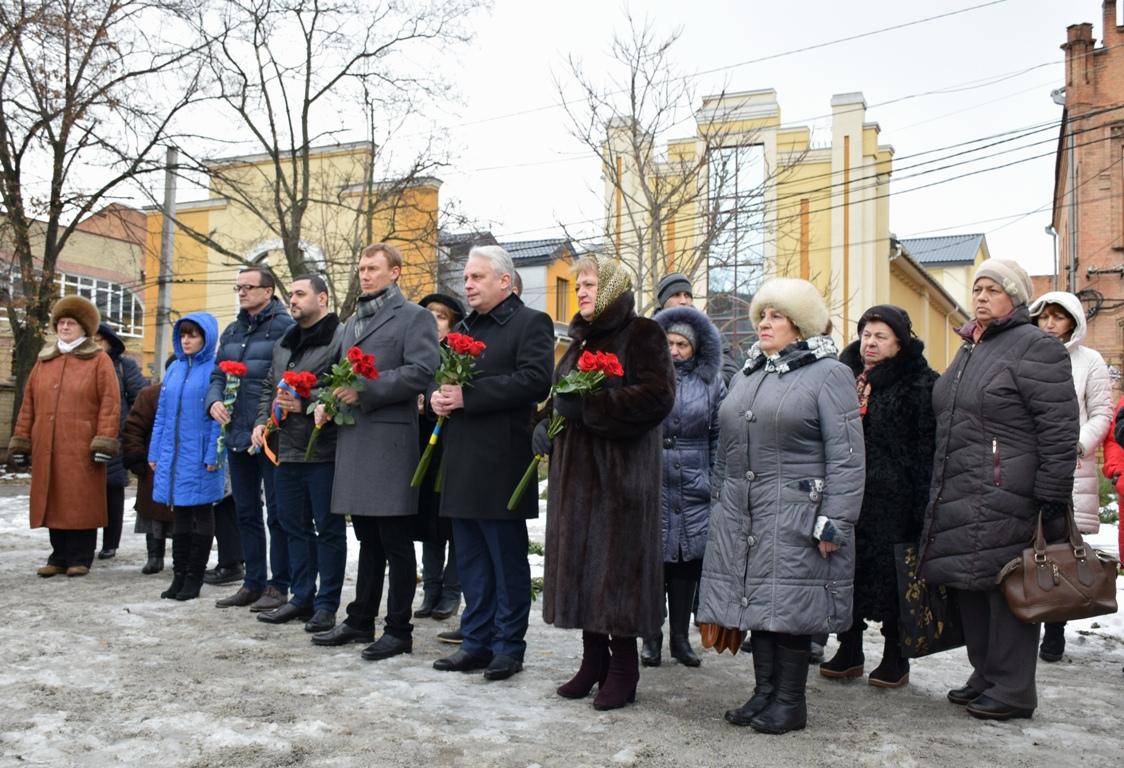 У Кропивницькому вшанували жертв Голокосту. ФОТО - 1 - Життя - Без Купюр