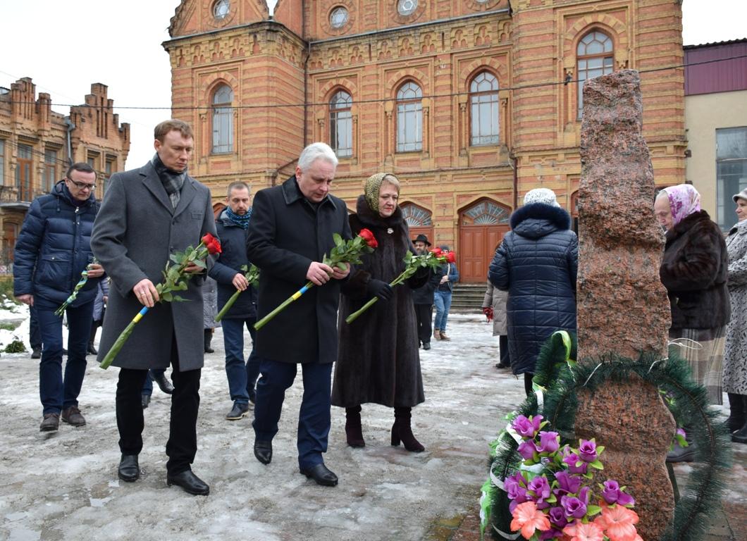 У Кропивницькому вшанували жертв Голокосту. ФОТО - 4 - Життя - Без Купюр