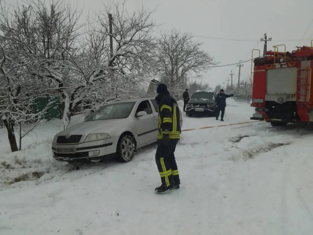 Оперативна інформація про ситуацію на дорогах Кіровоградщини. ФОТО - 3 - За кермом - Без Купюр
